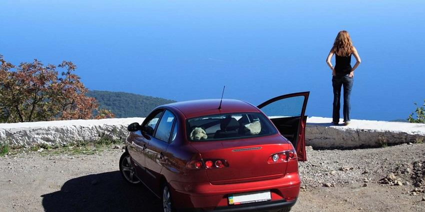 holiday car rental