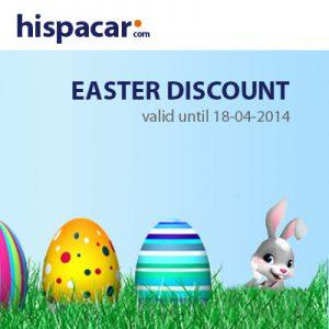 Easter Discount - Hispacar