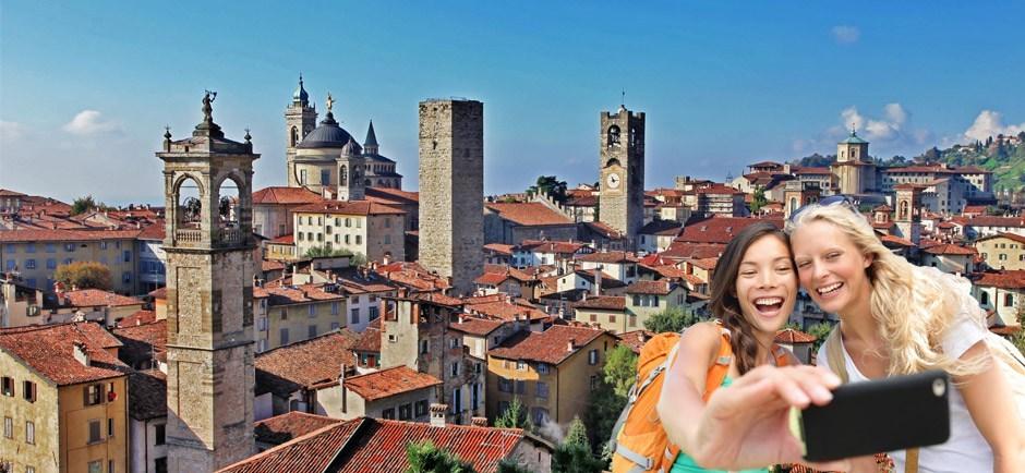 Auto huren Bergamo