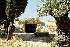 Dolmen de Menga - Antequera