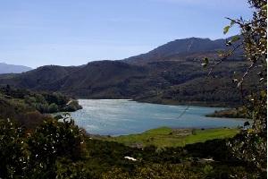Lago Beznar