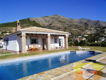 Holiday Villas in Mijas