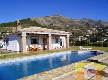 Holiday Villas in Mijas