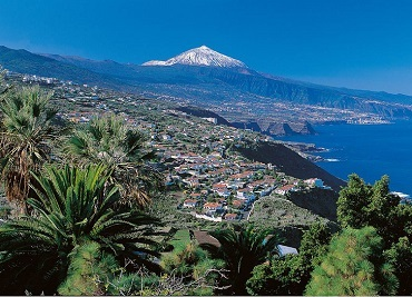 Tenerife holiday accommodation