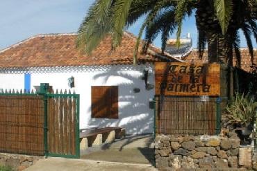 casa rural La Palmera